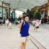 「201號室」大阪黑門市場2分鐘,日本橋地鐵站3分鐘。43m2一室一廳房型,中文OK!