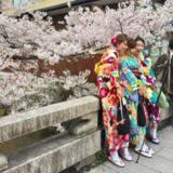 京都的中心四條商業街步行1分鐘